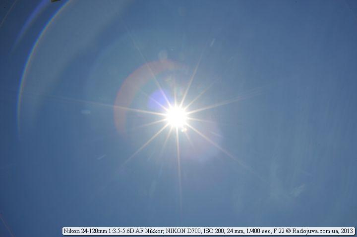 Пример фотографии на Nikon AF 24-120mm F3.5-5.6D