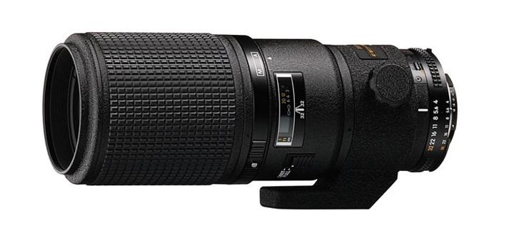 Nikon 200mm 1:4D ED AF Micro Nikkor