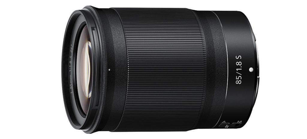 Nikon Nikkor Z 85mm 1:1.8 S