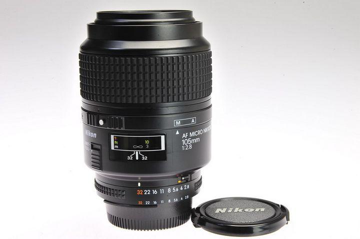 Nikon 105mm 1:2.8 AF Micro Nikkor