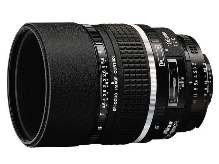 Nikon 105mm 1:2D AF DC-Nikkor