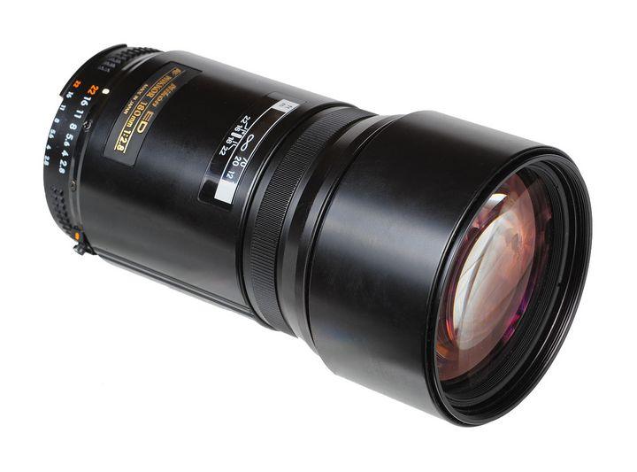 Nikon 180mm 1:2.8 ED AF Nikkor MKI