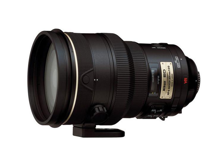 Nikon 200mm 1:2G ED AF-S Nikkor MKI