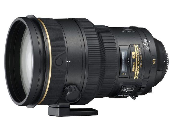 Nikon 200mm 1:2GII N ED AF-S Nikkor MKII