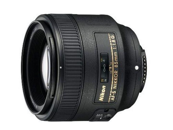 Nikon 85mm 1:1.8G AF-S Nikkor