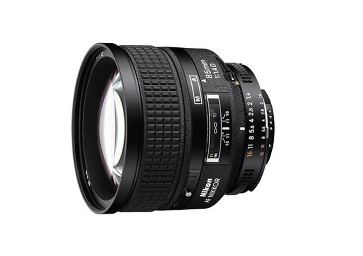 Nikon 85mm 1:1.4D AF Nikkor