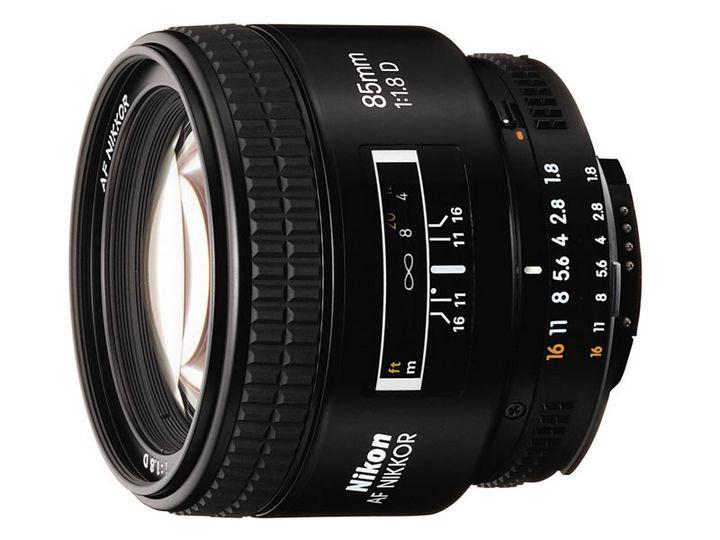 Nikon 85mm 1:1.8D AF Nikkor