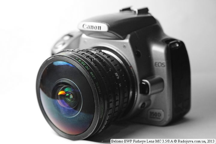 МС Пеленг 3,5 8А на современной камере