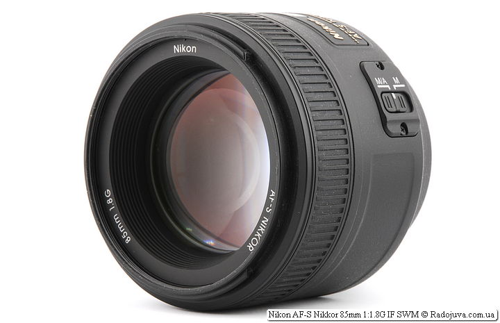 Обзор Nikon AF-S Nikkor 85mm 1:1.8G IF SWM