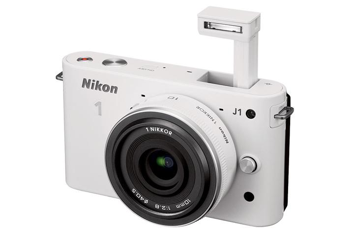 Nikon 1 J1 с фикс объективом 10mm 1:2.8 1 Nikkor