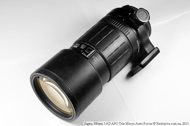 Sigma 300/4