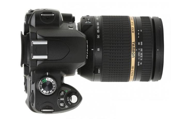 Вид на камере