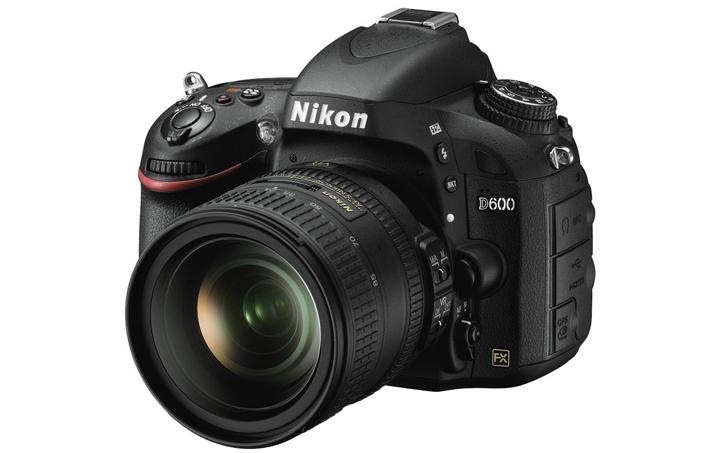 Nikon D600 и Nikon 24-85 VR