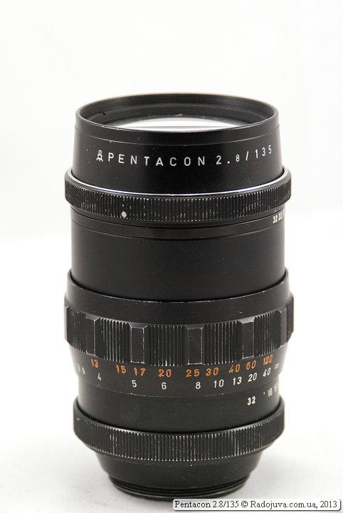 Pentacon 2.8/135