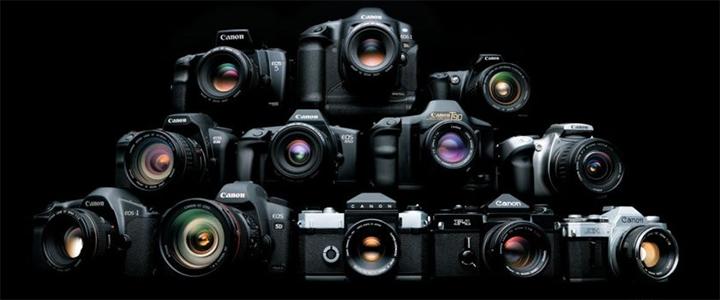 Выбор зеркальной камеры Canon EOS