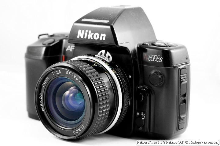 Nikon 24mm 1:2.8 Nikkor