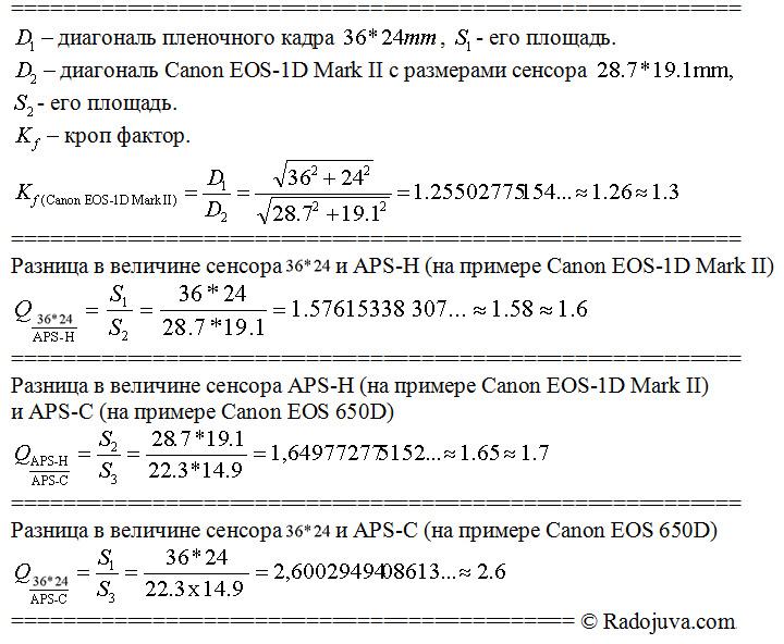 aps-c-aps-h-sensor-size