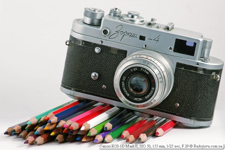 Пример фото на камеру