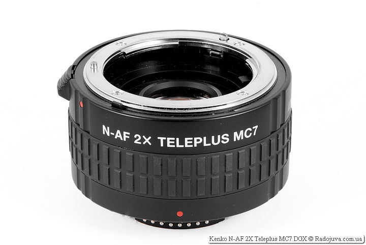 Обзор телеконвертера Kenko N-AF 2X Teleplus MC7 DGX
