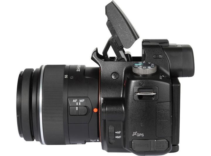 Sony Alpha SLT A55V