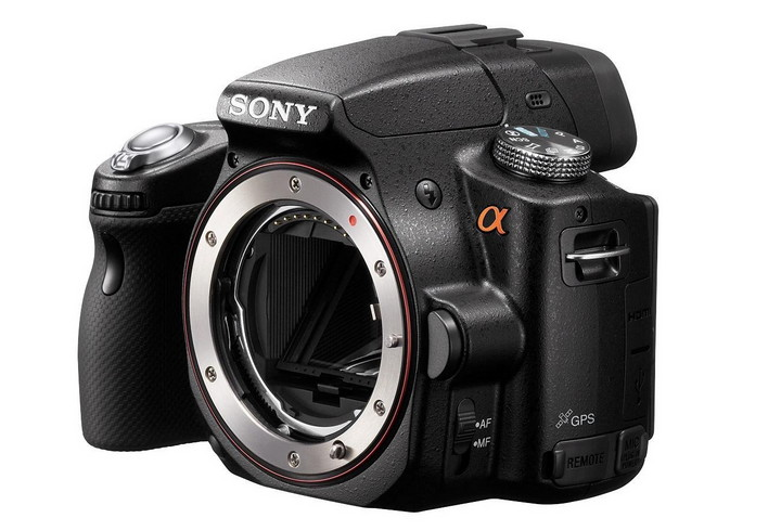 Sony Alpha SLT A55V body