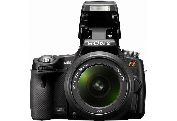 Sony Alpha SLT A55V kit