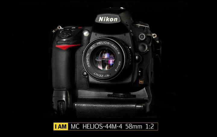 Обзор MC Helios-44M-4 58мм 1:2