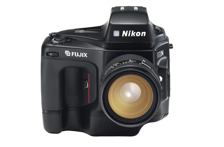 Вид Nikon E2n