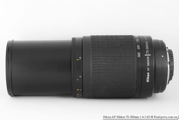 Nikon AF Nikkor 70-300mm 1:4-5.6G