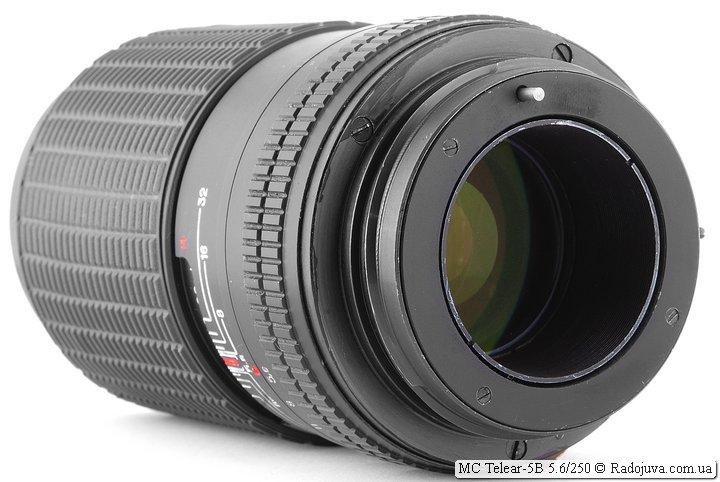 MC Telear-5B 5.6/250