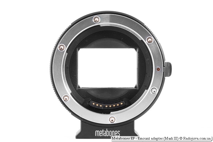 Обзор Metabones EF-E mount adapter (Mark III)