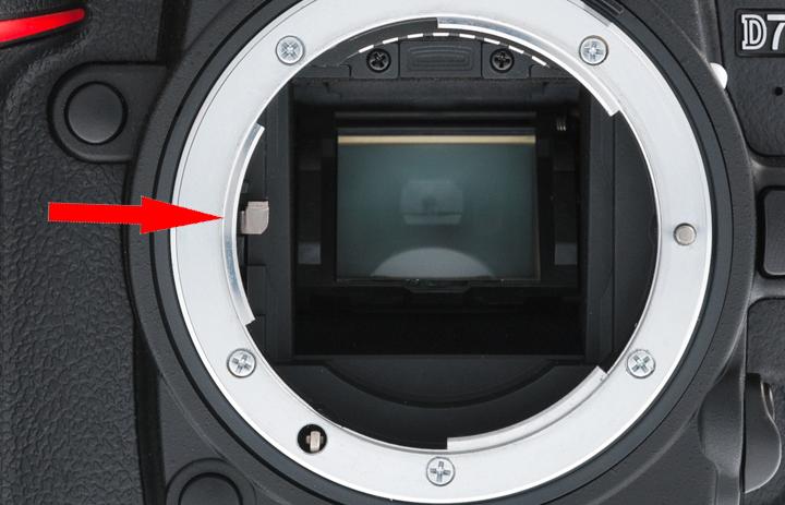 Прыгалка диафрагмы на камерах Nikon