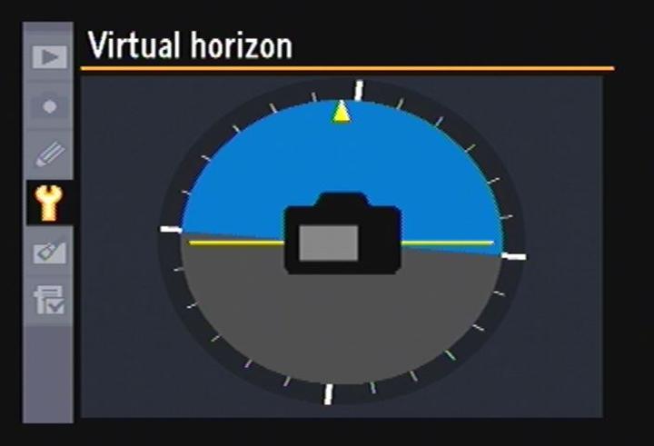 Виртуальный горизонт
