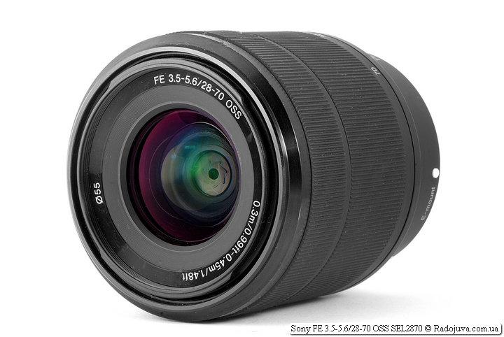 Обзор Sony FE 3.5-5.6/28-70 OSS SEL2870