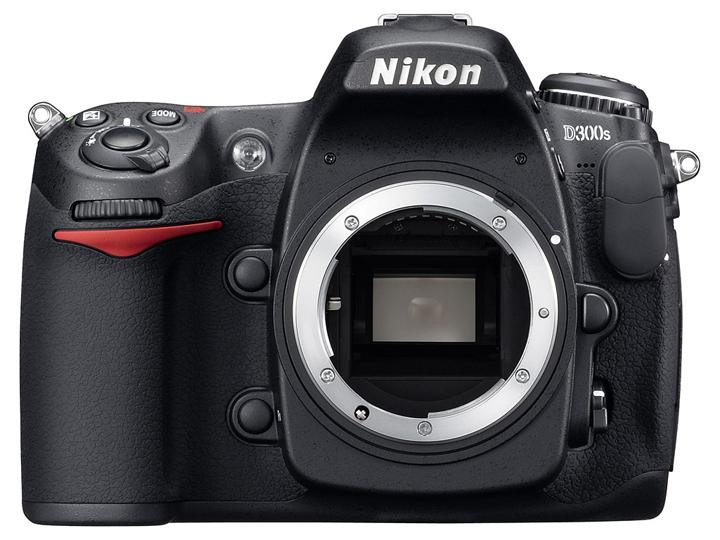 Обзор Nikon D300s