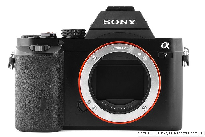 Обзор Sony a7