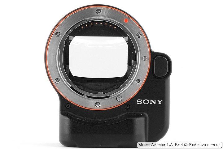 Обзор Sony LA-EA4