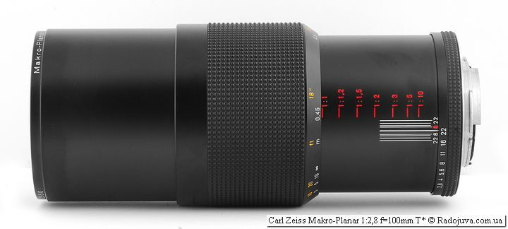 Carl Zeiss Makro Planar F 2.8 100 mm T*