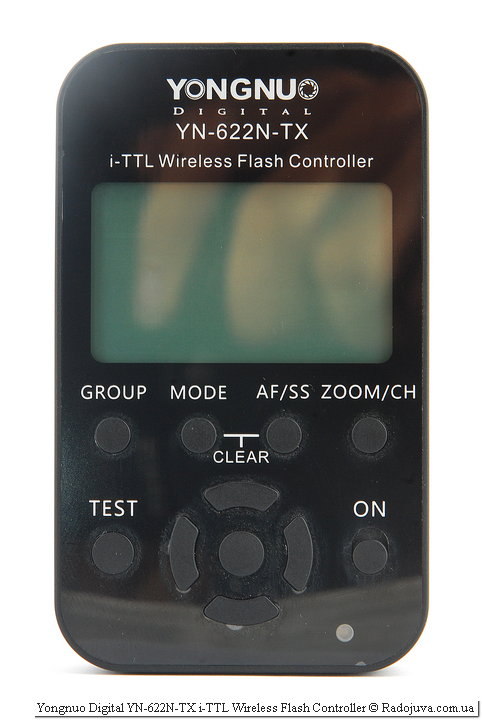 Контроллер Yongnuo Digital YN-622N-TX i-TTL Wireless Flash Controller