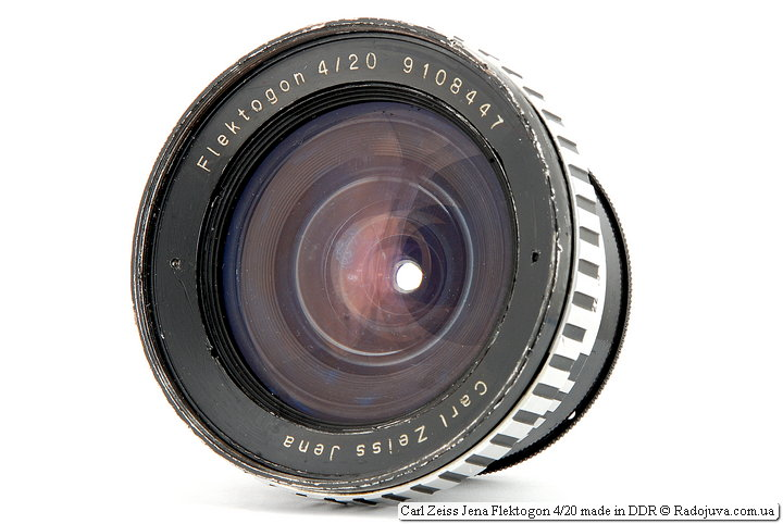 Обзор Carl Zeiss Jena Flektogon 4/20