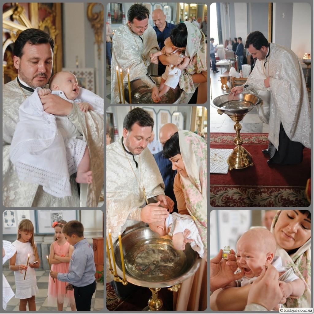 Что одеть на крещение ребенка крестной фото