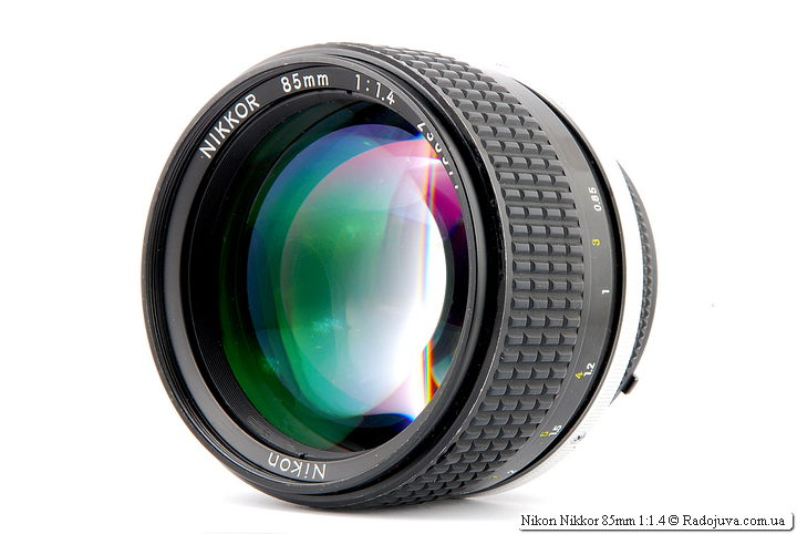 Обзор Nikon Nikkor 85mm 1:1.4