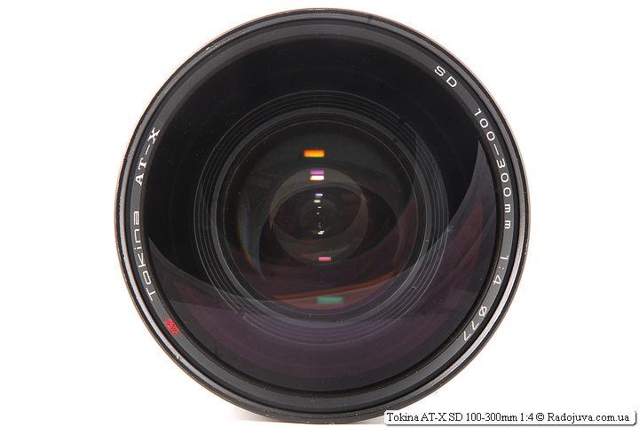 Tokina AT-X SD 100-300mm 1:4
