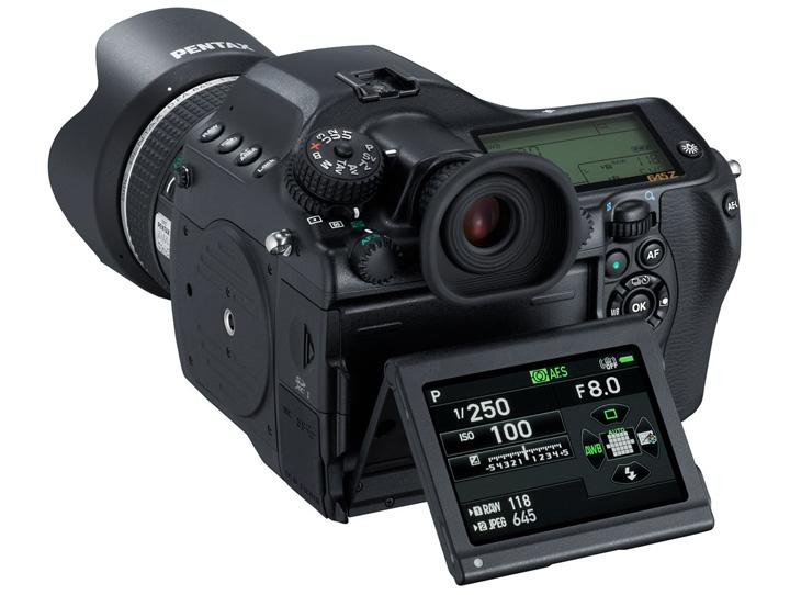 Краткий обзор Pentax 645z о возможностях камеры снимать видео