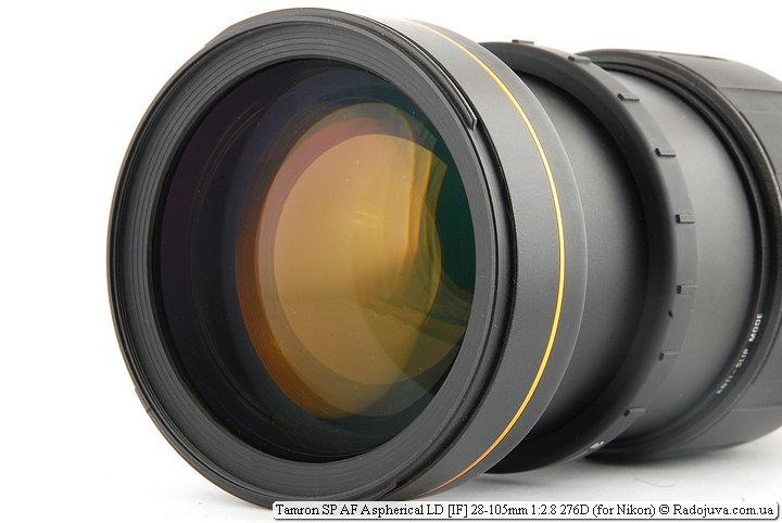 Tamron SP AF Aspherical LD [IF] 28-105mm 1:2.8 276D