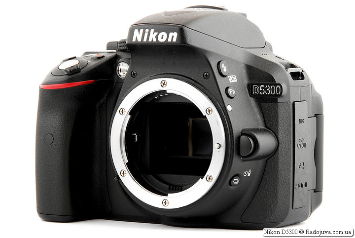 Обзор Nikon D5300