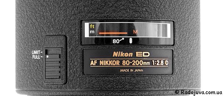 Про скорость фокусировки с объективами Nikon типа AF