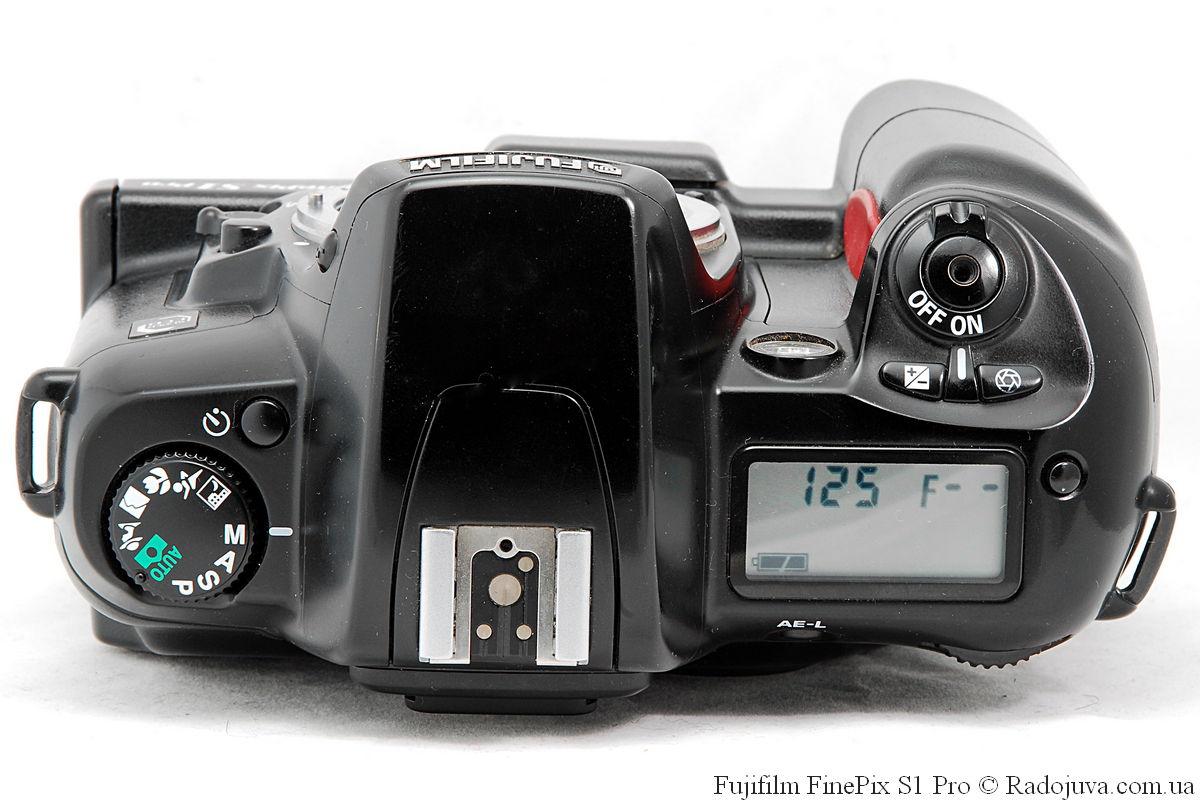 Fujifilm FinePix S1 Pro