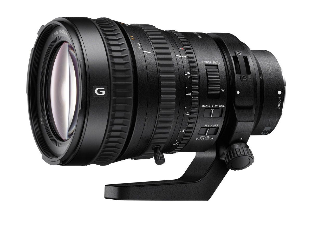 Sony FE 4/PZ 28-135 G OSS (Sony SELP28135G FE 4/PZ 28-135)