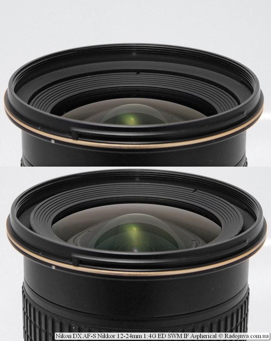 Nikon DX AF-S Nikkor 12-24mm 1:4G ED SWM IF Aspherical
